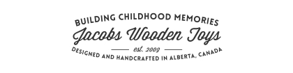 Jacobs Wooden Toys Banner